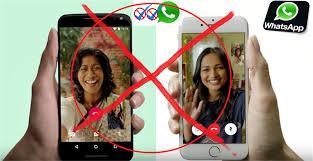 Come disattivare le videochiamate su whatsapp