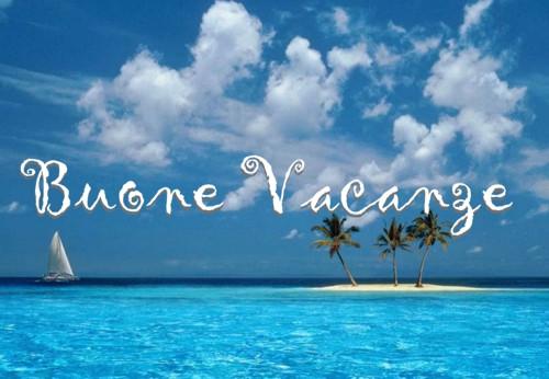 Gif Buone Ferie - Buone Vacanze