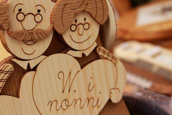Frasi e immagini per la festa ai Nonni - Viva i Nonni