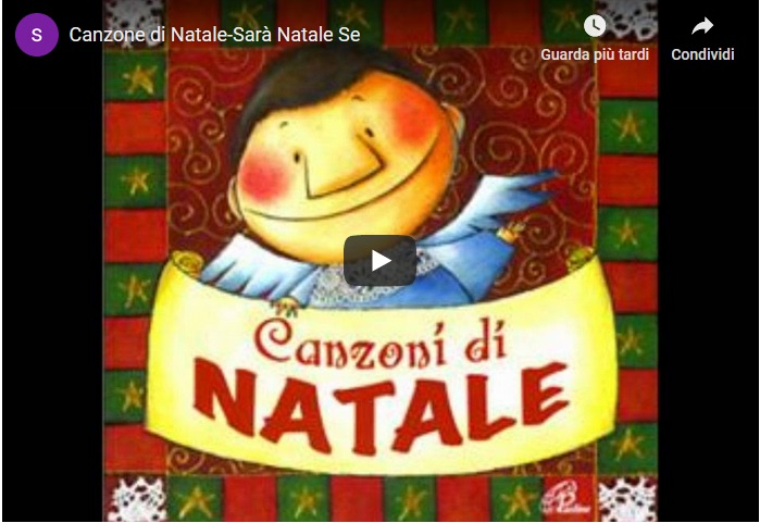 Canzoni di Auguri di Natale 25 Dicembre