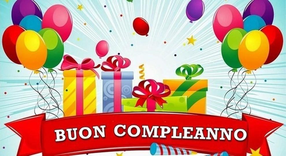 Immagini e frasi Buon Compleanno
