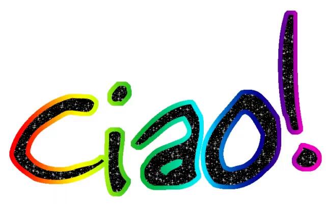 """Immagini """"Ciao"""""""