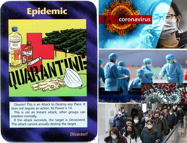 Profezia: Epidemia da Coronavirus